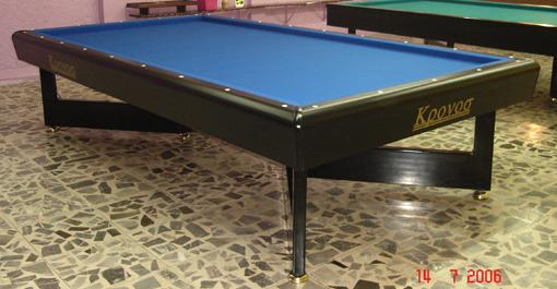 Zonabillar mesas de carambola for Accesorios de mesa de billar